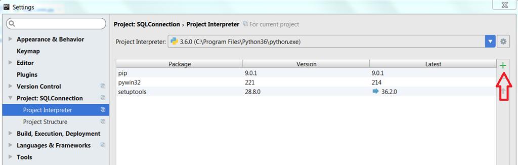 Connect Python and SQL Server – Setup   Freccia's Blog